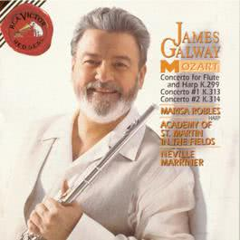 Mozart: Flute Concertos Concerto For Flute And Harp 2004 James Galway