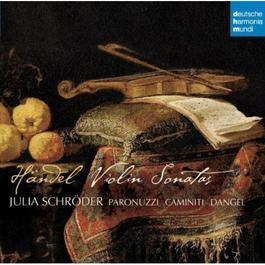 Handel: Violinsonaten 2011 Julia Schröder