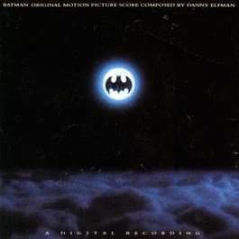 The Bat Cave (Album Version) 1989 Danny Elfman