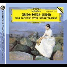 Grieg: Songs 2007 Anne Sofie von Otter