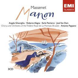 Massenet: Manon 2007 Antonio Pappano