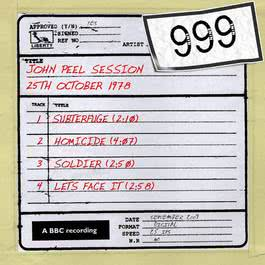 John Peel Session [25 October 1978] 2009 999