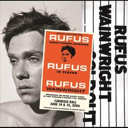 Rufus Does Judy At Carnegie Hall 2008 Rufus Wainwright