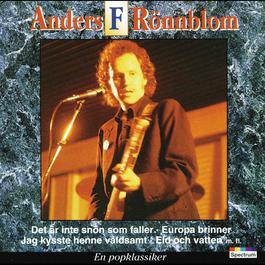 En popklassiker 1995 Anders F. Rönnblom