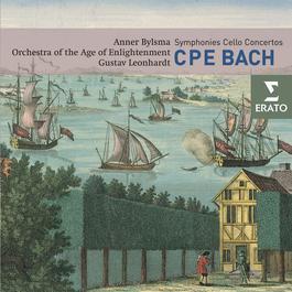 C. P. E. Bach - Symphonies & Cello Concertos 2000 Anner Bylsma