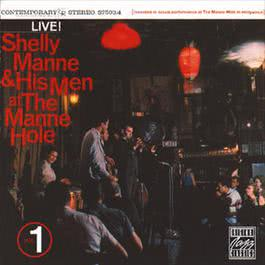 At The Mane-Hole 1992 Shelly Manne and His Men