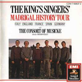 Madrigal History Tour 2004 The King'S Singers