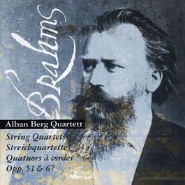 Brahms: String Quartets 2003 Alban Berg Quartet
