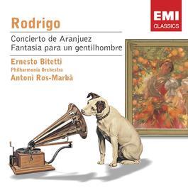 Concierto De Aranjuez/Fantasia Para Un Gentilhombre Etc. 1997 Ernesto Bitetti