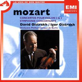 Violin Concertos Nos.2 & 3/Symphonie Concertante 2003 David Oistrakh