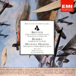 Violin Concerto Etc. 2003 Britten