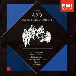 String Quartets 1997 Alban Berg Quartet