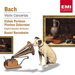 Bach: Violin Concertos 2001 Itzhak Perlman