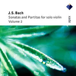 Bach: Sonatas And Partitas For Solo Violin Vol. 2 2004 Lara Lev