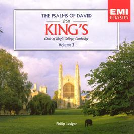 The Psalms Of David Vol.3 2003 Cambridge King's College Choir