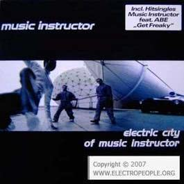 Electric City 2004 Music Instructor