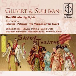 Gilbert & Sullivan: The Mikado; overtures 2005 Alexander Faris