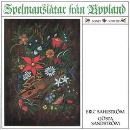 Spelmanslåtar från Uppland 2009 Eric Sahlström