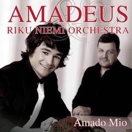 Amado mio 2012 Amadeus ja Riku Niemi Orchestra