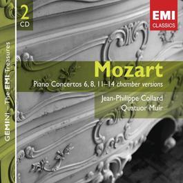 Mozart: Piano Concertos 2007 Jean Philippe Collard