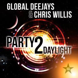 Party 2 Daylight 2013 Global Deejays; Chris Willis
