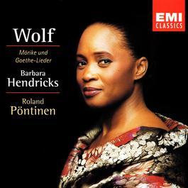 Wolf - Lieder 2004 Barbara Hendricks