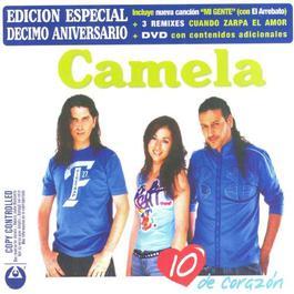 Ya Me Cansé 2004 Camela