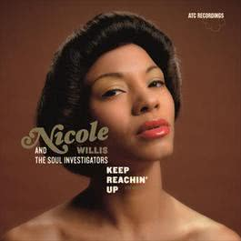 Keep Reachin' Up 2007 Nicole Willis
