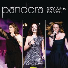 XXV Anos (En Vivo) 2011 Pandora