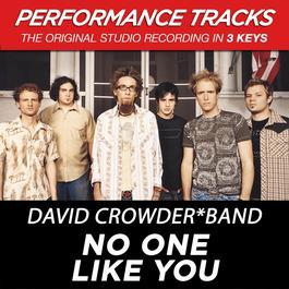 No One Like You (Performance Tracks) - EP 2009 David Crowder Band