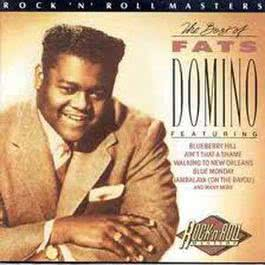 Rock 'N' Roll Masters  The Best Of Fats Domino 1988 Fats Domino