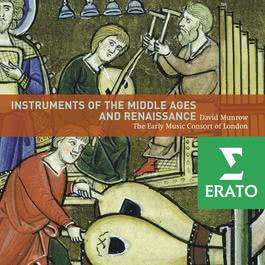 Instruments of Middle Age and Renaissance 2007 David Munrow
