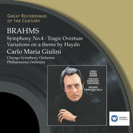 Brahms: Symphony No.4, Tragic Overture & Variations on a them by Haydn 2004 Carlo Maria Giulini