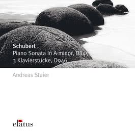 Schubert : Piano Sonata No.16 in A minor D845 : III Scherzo - Allegro vivace 2004 Andreas Staier