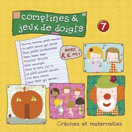 Comptines et jeux de doigts (vol.7) 2011 Collectif Enfance