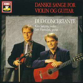 Danske Sange For Violin Og Guitar 2010 Duo Concertante