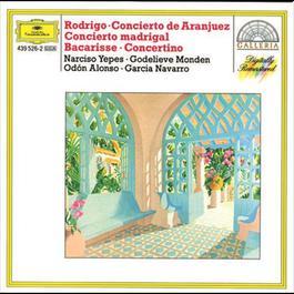 Rodrigo: Concierto de Aranjuez; Concierto madrigal / Bacarisse: Concertino 1993 Rodrigo Leao