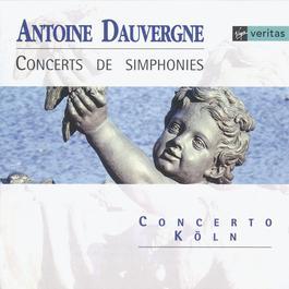 Dauvergne - Concerts de simphonies 2005 Rene Jacobs