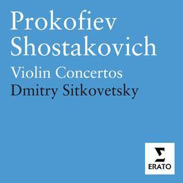 Prokofiev & Shostakovich - Violin Concertos 2000 Dmitry Sitkovetsky