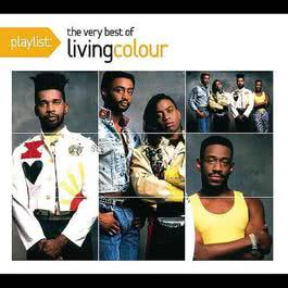 Playlist:The Very Best of Living Colour (Eco-Friendly Packaging) 2009 Living Colour