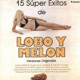 15 Super Exitos De Lobo Y Melon - Versiones Originales 1993 Lobo Y Melon Y Su Conjunto