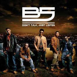 Don'T Talk, Just Listen 2007 B5(欧美)