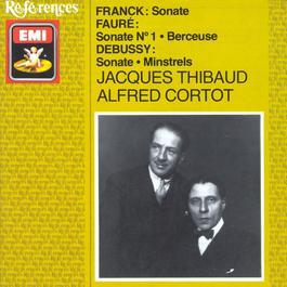 Violin Sonatas 1989 Alfred Cortot