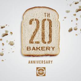 อัลบั้ม 20th Bakery Anniversary