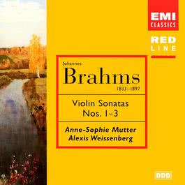 Brahms : Violin Sonatas 1-3 1997 Anne Sophie Mutter