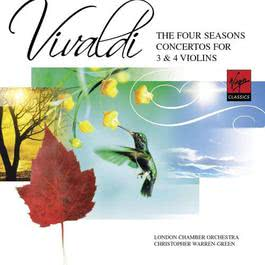Vivaldi: The Four Seasons 2005 Christopher Warren-Green