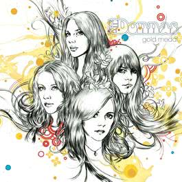 Gold Medal  (U.S. Version 83767) 2004 The Donnas