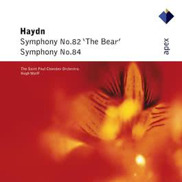 Haydn : Symphony No.84 in E flat major : I Largo - Allegro 2004 Hugh Wolff