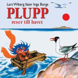 """Lars Wiberg läser Inga Borgs """"Plupp reser till havet"""" 1986 Plupp"""