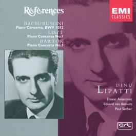 Bach/Busoni, Liszt, Bartok: Piano Concertos 2003 Dinu Lipatti